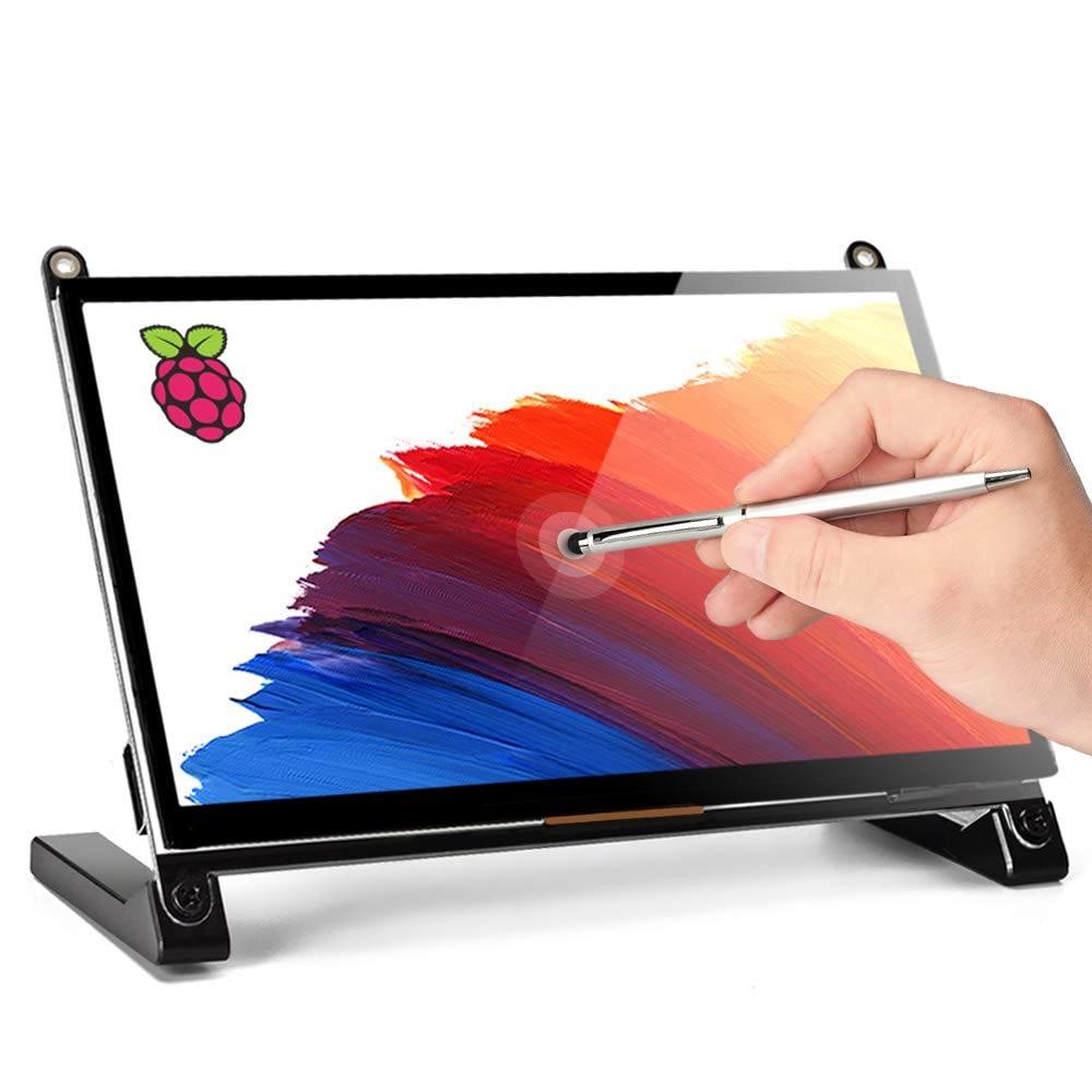 Raspberry Pi Touchscreen Monitor, 7'' IPS