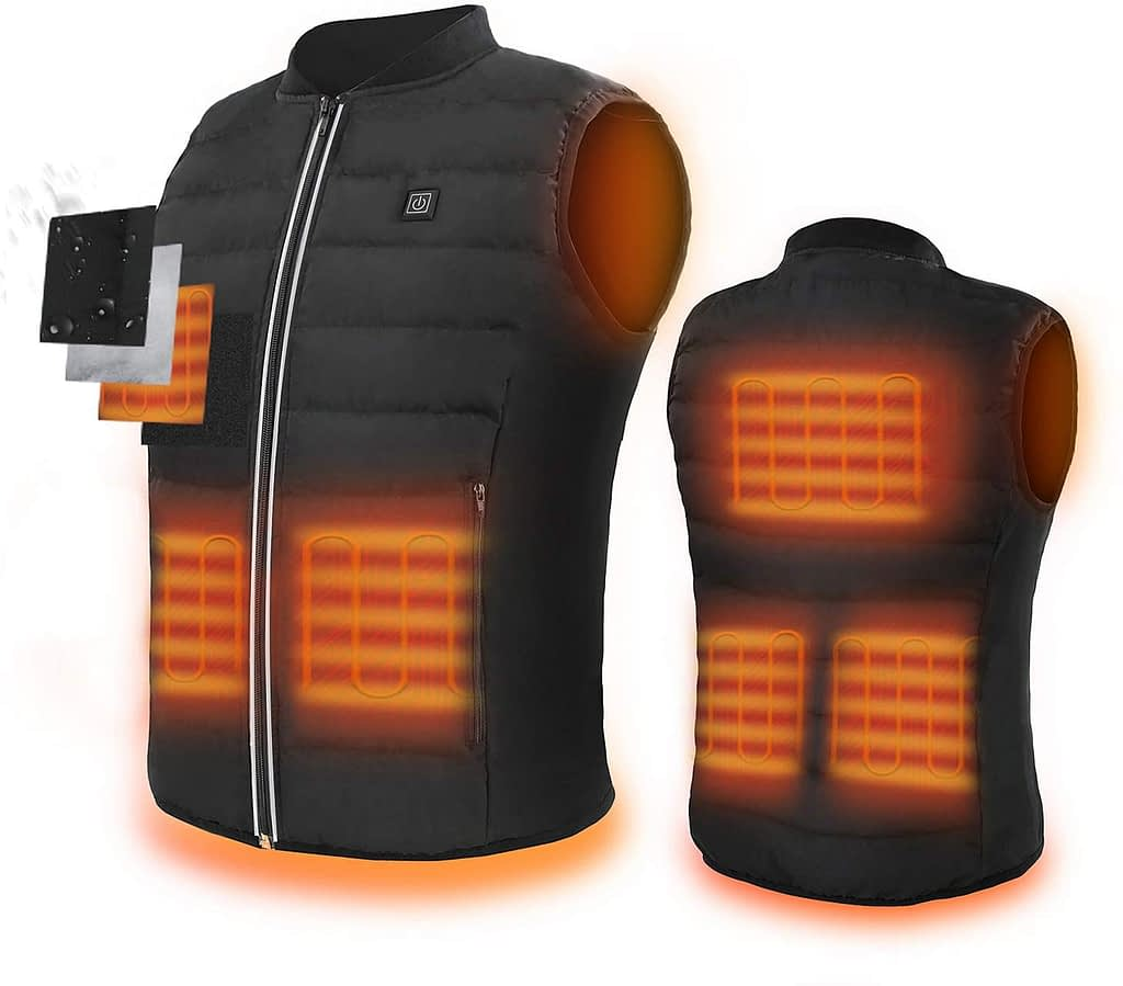 ZLTFashion 5V Heated Vest