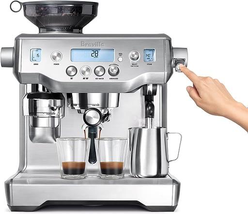 Breville BES980XL Oracle Espresso Machine
