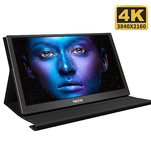 Thinlerain 15.6 inch 4K Portable Gaming Monitor