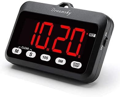 DreamSky Digital Kitchen Timer