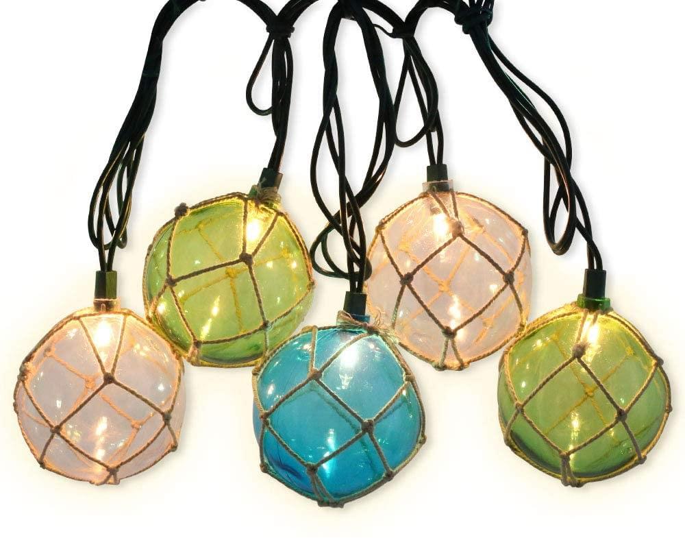 LIDORE Nautical Outdoor String Lights