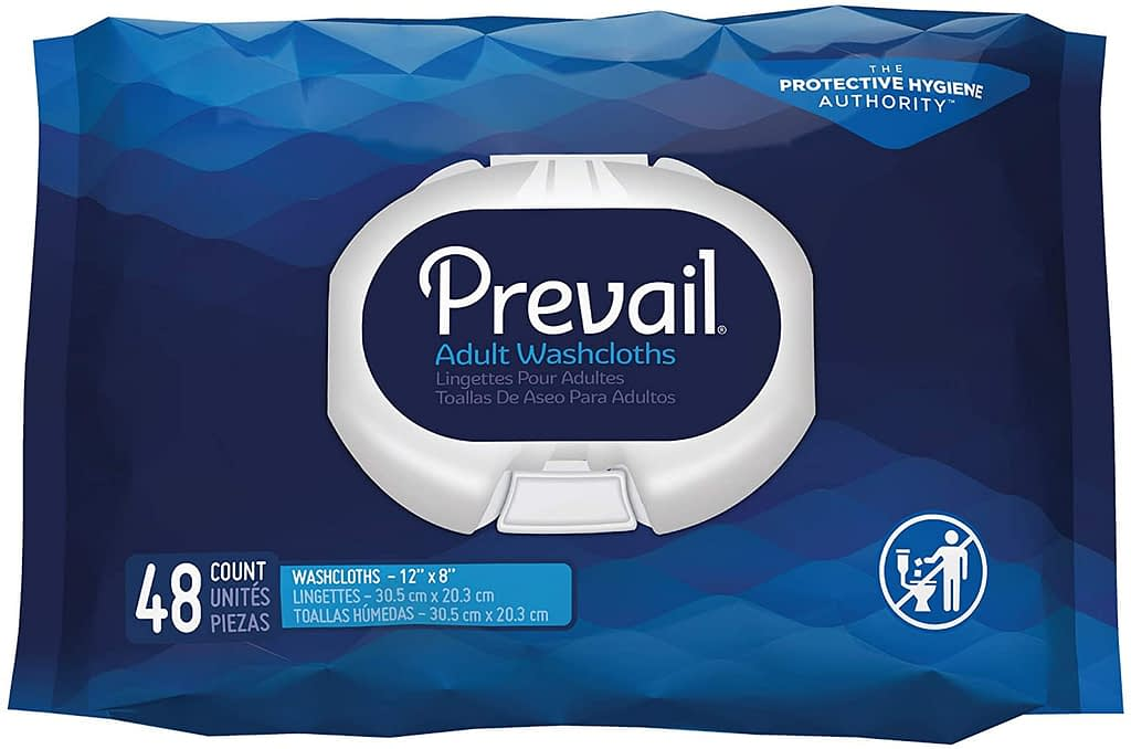 Prevail Large Washcloths