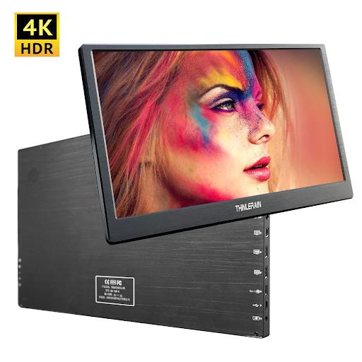 Thinlerain 18.4 inch Portable 4K Gaming Monitor