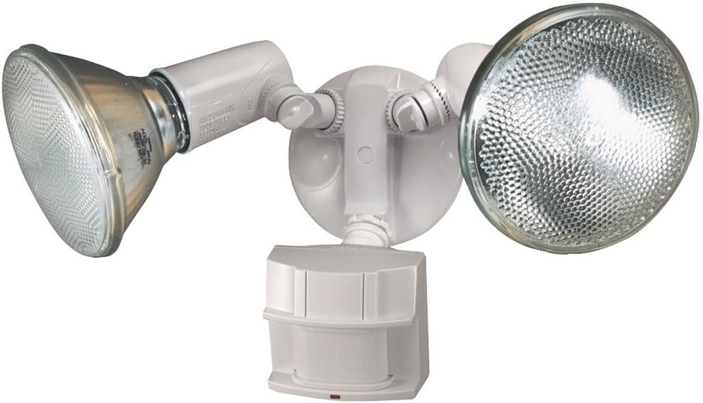 HZ-5411-WH Heavy Duty Motion Sensor Security Light