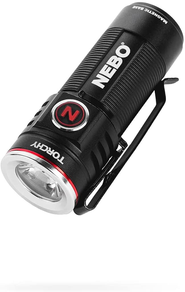 NEBO 1000-Lumen Pocket Sized EDC Flashlight