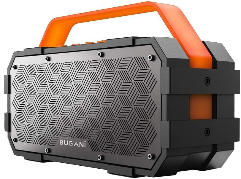 Bugani M90 Portable Bluetooth Speaker