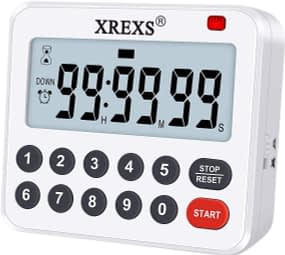 XREXS Digital Kitchen Timer