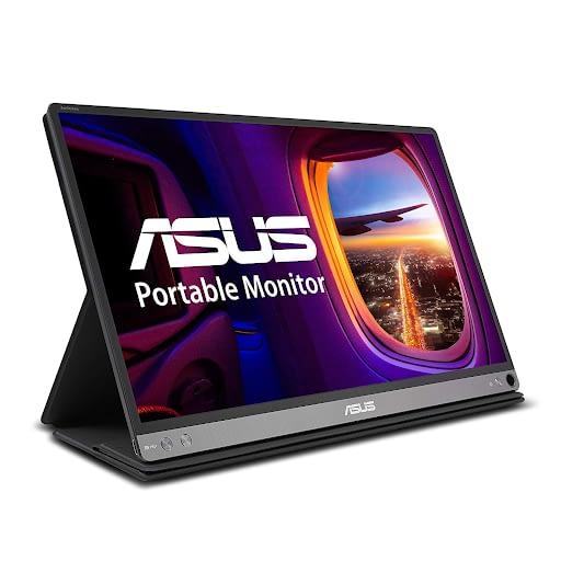 ASUS ZenScreen MB16AC 15.6 Inch Portable Monitor