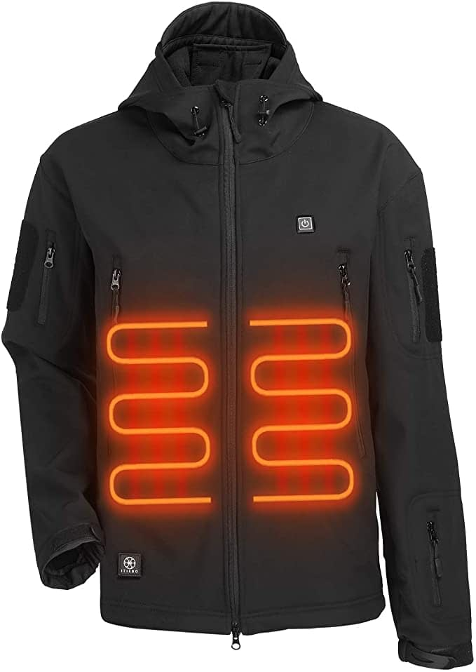 ITIEBO Men's Heated Jacket