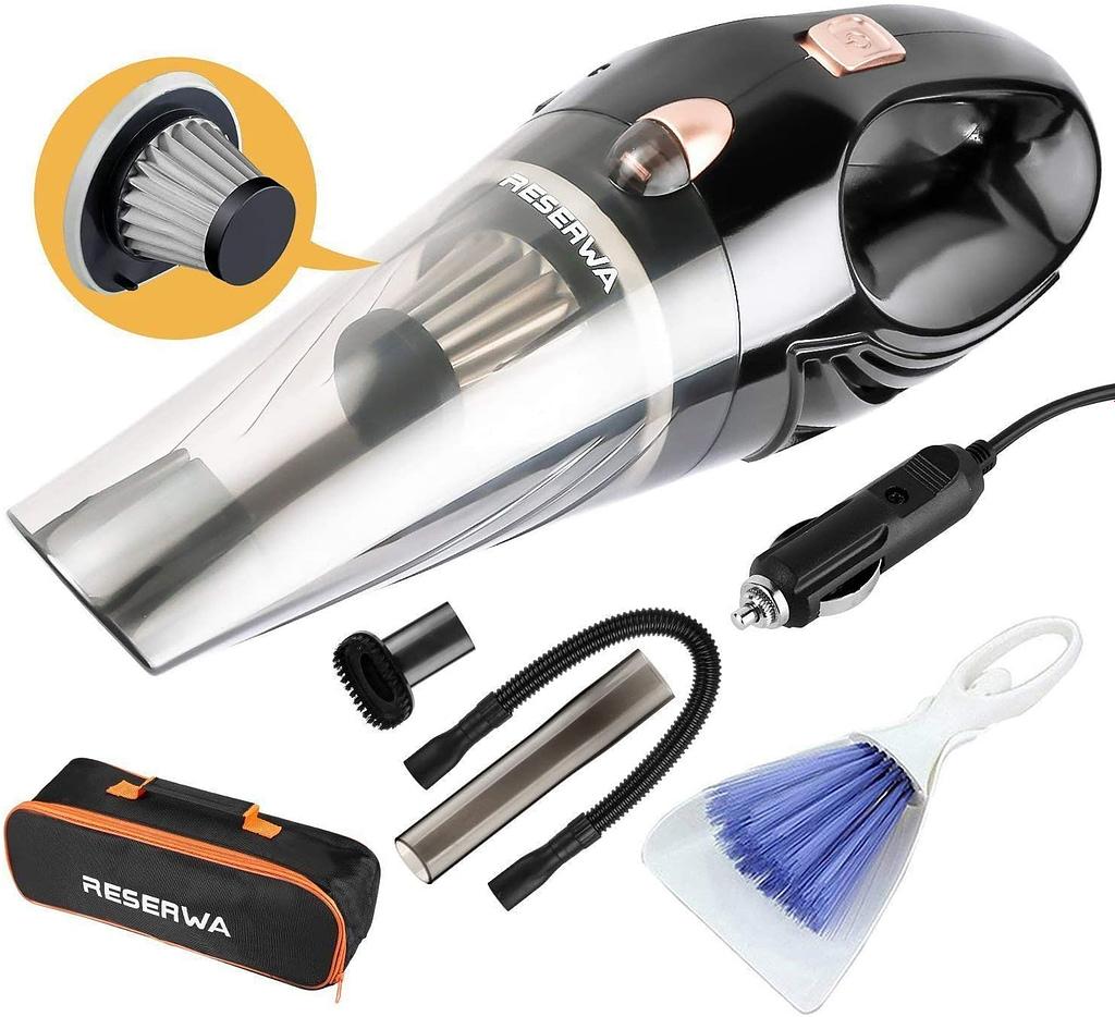 Reserwa Car Vacuum