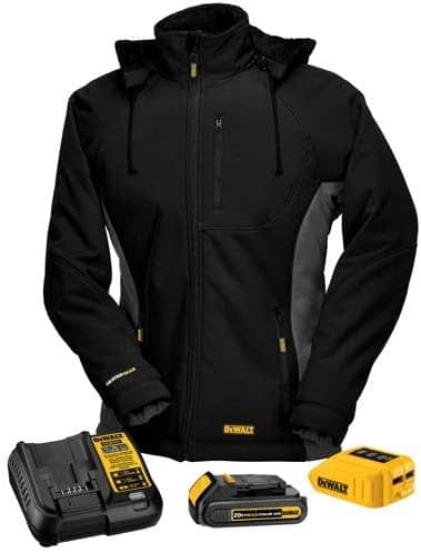 DEWALT DCHJ066C1-M 20V/12V MAX Women's Heated Jacket